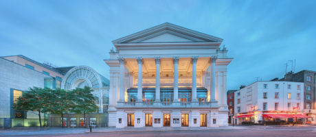 THE ROYAL OPERA HOUSE LONDON <br/>Opernhightlights mit Starbesetzung