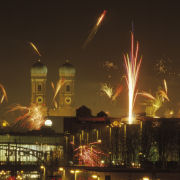 SILVESTER in M�nchen