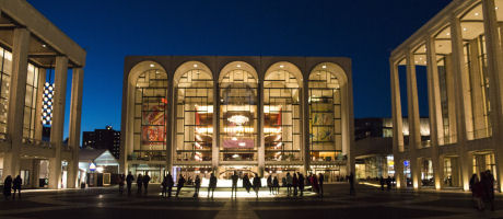 NEW YORK OPERNHIGHLIGHTS<br/>Weltstars in der MET